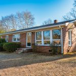 Large, private lot and renovated home